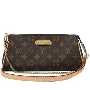 Authentic Louis Vuitton NEW Eva Crossbody monogram